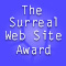The Surreal Web Page Award