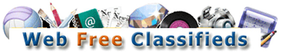 web free classifieds